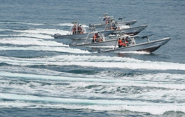 Iran Harassed The US Navy Under Obama. Here's Why It Stopped Under Trump