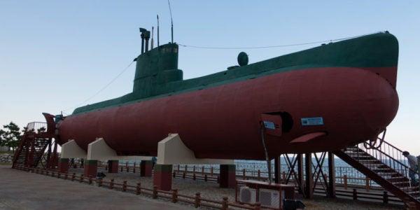 North Korea Has A Massive Submarine Force. Here's Why It's Basically A Joke