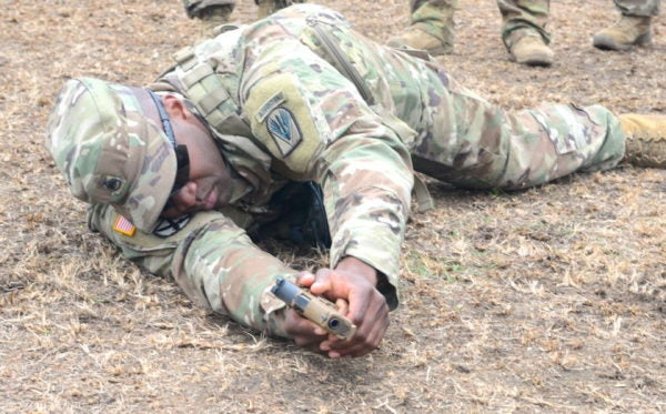Everyone In The US Military Is Getting A Taste of The Army's New Handgun