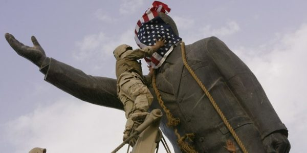 15 Years After The US Overthrew Saddam Hussein, Iraq Is Still At War With Itself
