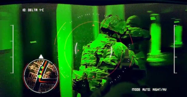 The Army Is Outfitting Troops With A Futuristic New Heads-Up Display