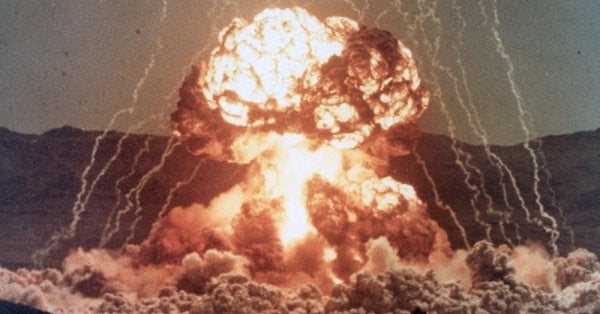 The US Government Just Declassified 750 Nuclear-Weapons Movies And Put A Bunch On YouTube