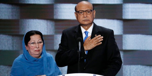 Is Gold Star Father Khizr Khan Having International Travel Problems?