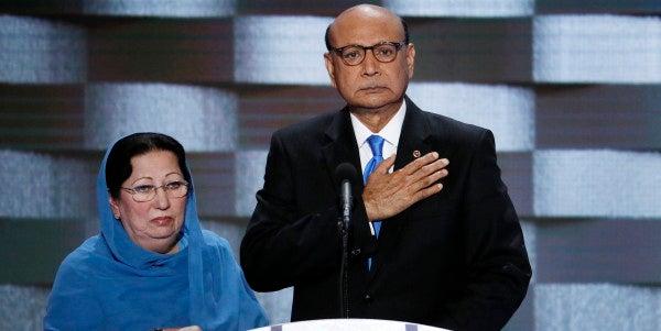 Is Gold Star Father Khizr Khan Having International Travel Problems?