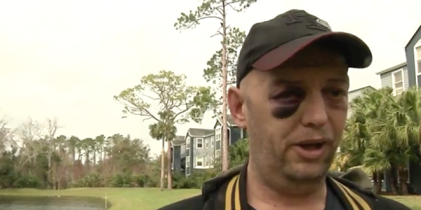 Veteran Who Was Attacked For Trying To Save A Turtle Receives New Car