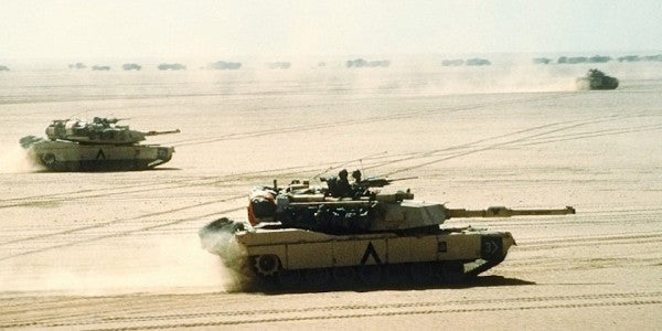 As A Young Captain, McMaster Commanded One Of The Most Epic Tank Battles In History