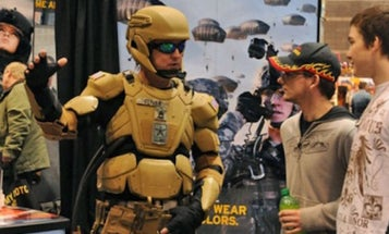 SOCOM Expects To Test The Iron Man Suit In 2018