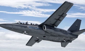 The A-10 May Soon Get An Off-The-Shelf Little Brother