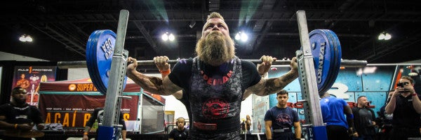 Stand And Deliver: That 'One Leg Monster' On War, Pain, And Powerlifting