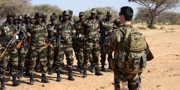US Troops Launch Exercises In African Region Challenged By Boko Haram