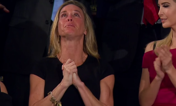 Trump To SEAL Widow: 'Ryan Died As He Lived: A Warrior And A Hero'