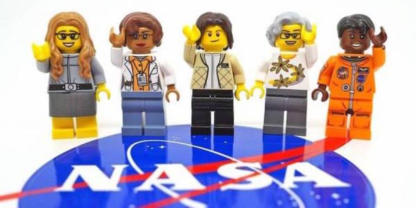 This New Lego Set Will Honor 5 Amazing Women Of NASA
