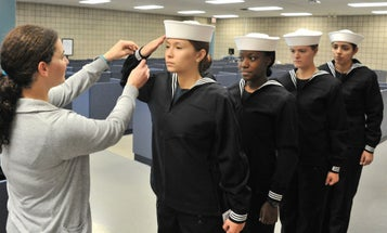 The Navy Wants To Know What Female Sailors Really Think About Uniform Changes