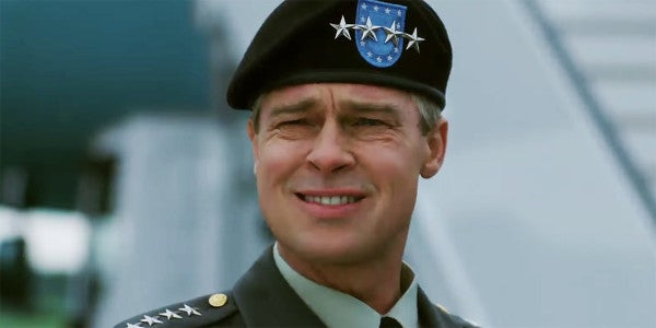 Want To Watch Brad Pitt Play A Certain General In This New Trailer? Sure You Do