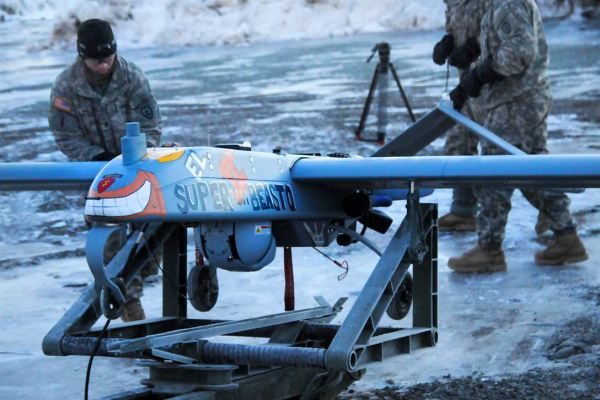 Questions Hover Over Army Drone's 630-Mile Odyssey Across Western US