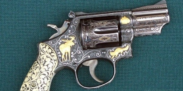 Elvis' Gold Pistol Is For Sale?! Thank You. Thank You Very Much