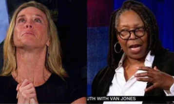 Whoopi Did Not Say 'Military Widows Love Their 15 Minutes In the Spotlight'