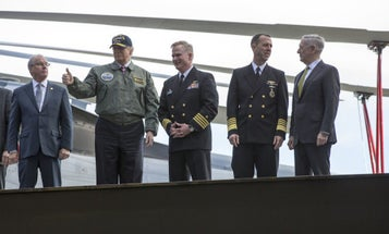Trump Promises Biggest Naval Expansion Since The Cold War