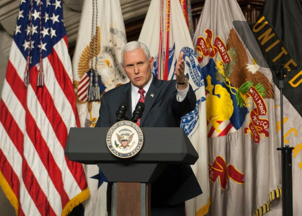 While Governor, Mike Pence Used Private Email For State Business And Then Got Hacked