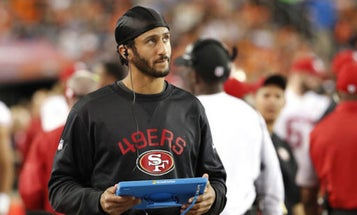Internet Reacts To Kaepernick's Announcement To Stand During National Anthem