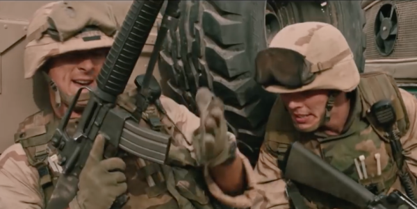 Watch The Trailer For A New Iraq War Film Written By An Actual Iraq War Veteran