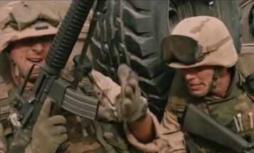 Watch The Trailer For A New Iraq War Film Written By An Actual Iraq War Veteran