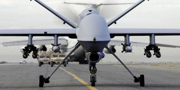 Trump Triples Obama's Drone Strike Rate
