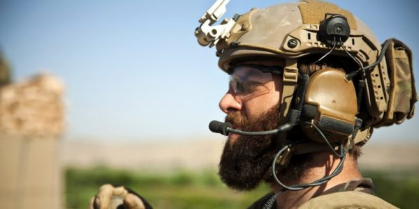 The Army Is Looking At Changing Its Beard Policy