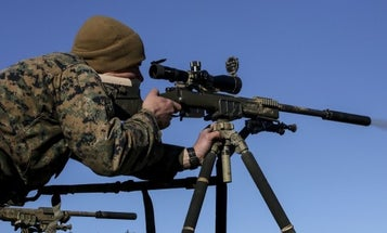 The Corps Mulls Changes To Sniper School So More Marines Can Pass