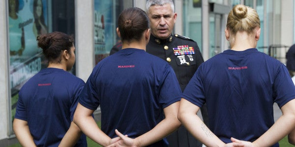 Ending Harassment Of Women In The Corps Starts With Marine Leadership