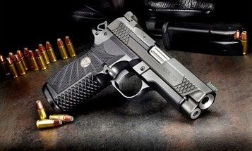 Wilson Combat's New Handgun Combines Modern Design With Classic Features
