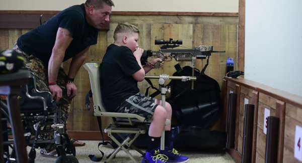 A Veteran Tries To Create A Lifetime Of Memories With His Dying Son