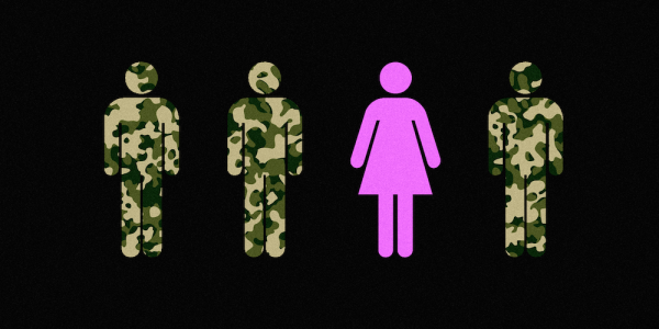 How Sexism Made Me A Better Military Reporter