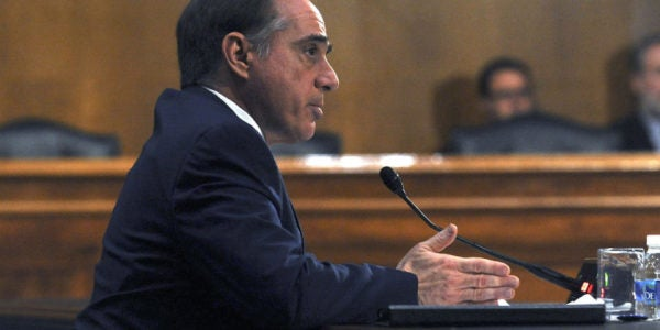 VA Will Begin Offering Mental Health Care For Vets With 'Bad Paper'