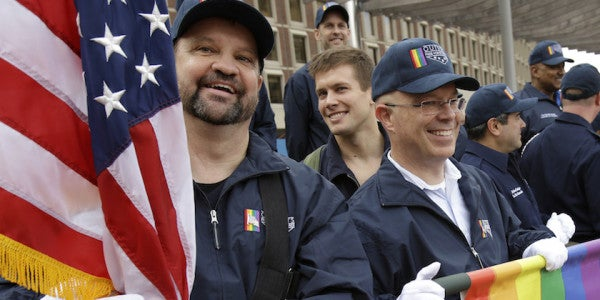 Gay Veterans Group Barred From Boston St Paddy's Day Parade