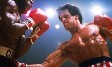 Sylvester Stallone Just Gave The Internet A Gift Of Super-Rare 'Rocky' Photos