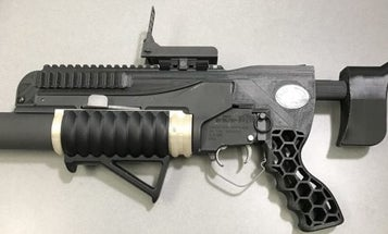 Meet RAMBO, The Army's Brand New 3D-Printed Grenade Launcher