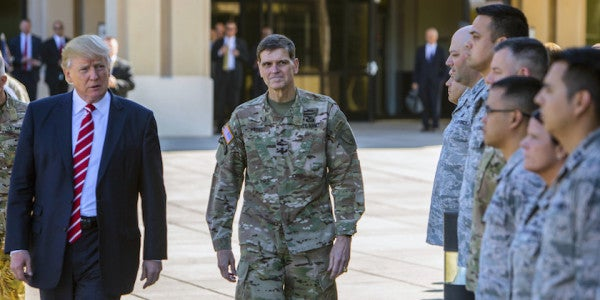 The Buck Stops: General Accepts 'Full Responsibility' For Yemen Raid