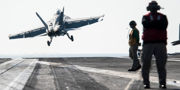 US Aircraft Carriers Are Screwed In A Real Battle, According To Defense Analysts