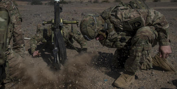 Army Unveils Plan To Shoot Mortars At Its Own Soldiers For Victory