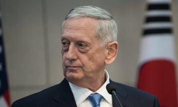 Mattis To 'Marines United' Group: 'We Will Not Excuse Or Tolerate Such Behavior'