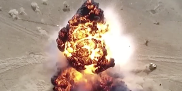 Is This Insane ISIS VBIED Video Bullsh*t?