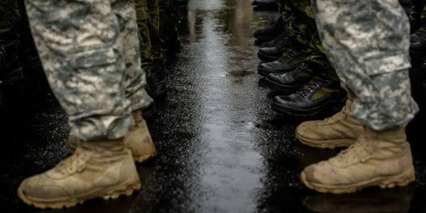 The Army Just Opened An Investigation Into Nude-Photo Sharing Within Its Ranks