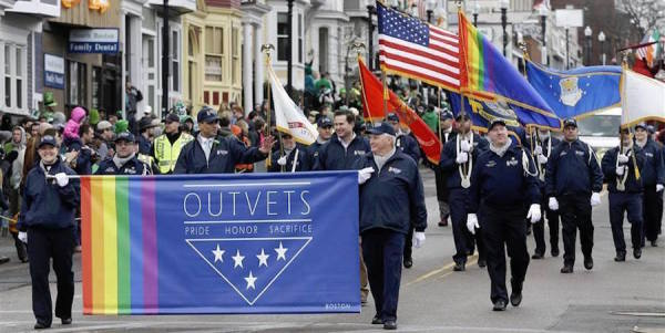 Boston St Patrick's Parade Organizers Will Allow Gay Vets To March