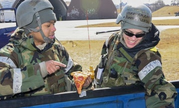 Military Delays Pizza MREs Because They Look Really Nasty