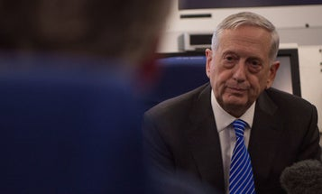 Mattis: 'Climate Change Is Impacting Stability,' Could Threaten Ops