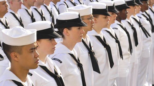 The Marines' Nude-Photo Scandal Has Spread To The Navy