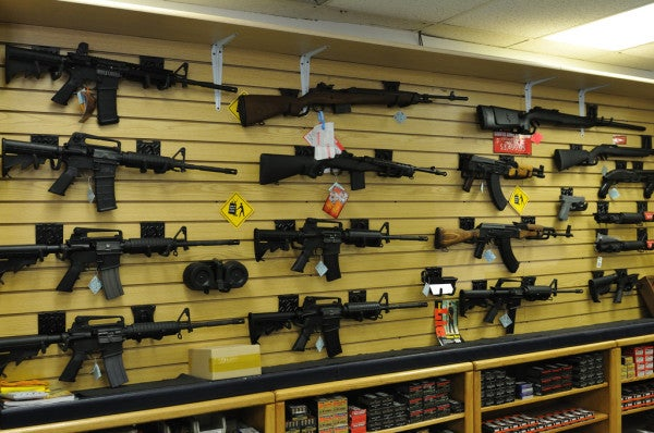 These Are The States Most Dependent On The Gun Industry