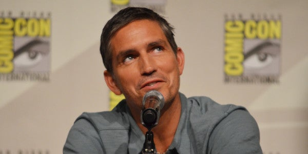 We Obtained Footage From Jim Caviezel's New Navy SEAL TV Show