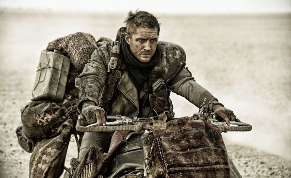 Tom Hardy Will Bring The Fury In A Bloody Navy SEAL Drama